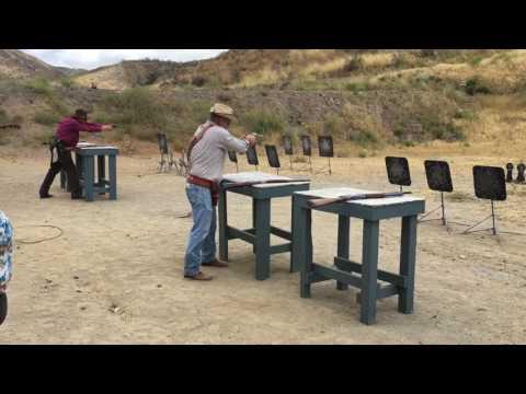 Legends of the West - 2017 - Cajon Cowboys - Shoot-off Train Wreck Vs. Surveyor