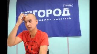 Задержанный на встрече подписчиков Евгения Ширманова поведал, как с ним обращались полицейские