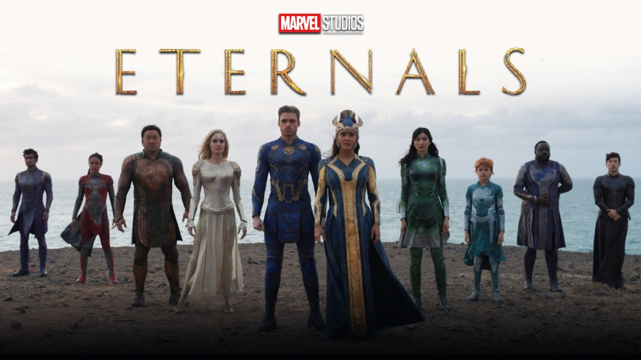 Who Are the Eternals According to Salma Hayek