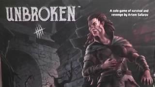 Unbroken (Survival Solo Game) Review