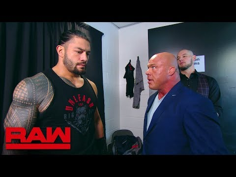 Roman Reigns leaves the building: Raw, July 30, 2018 Mp3