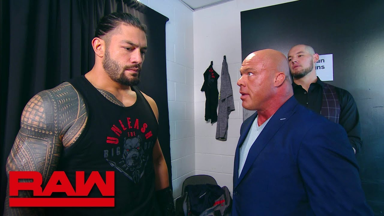 Download Roman Reigns leaves the building: Raw, July 30, 2018
