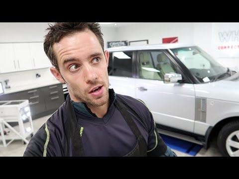 WhiteDetails VLOG 002 - Range Rover Vogue + Mason Revolution + Leather Restoration + Tips