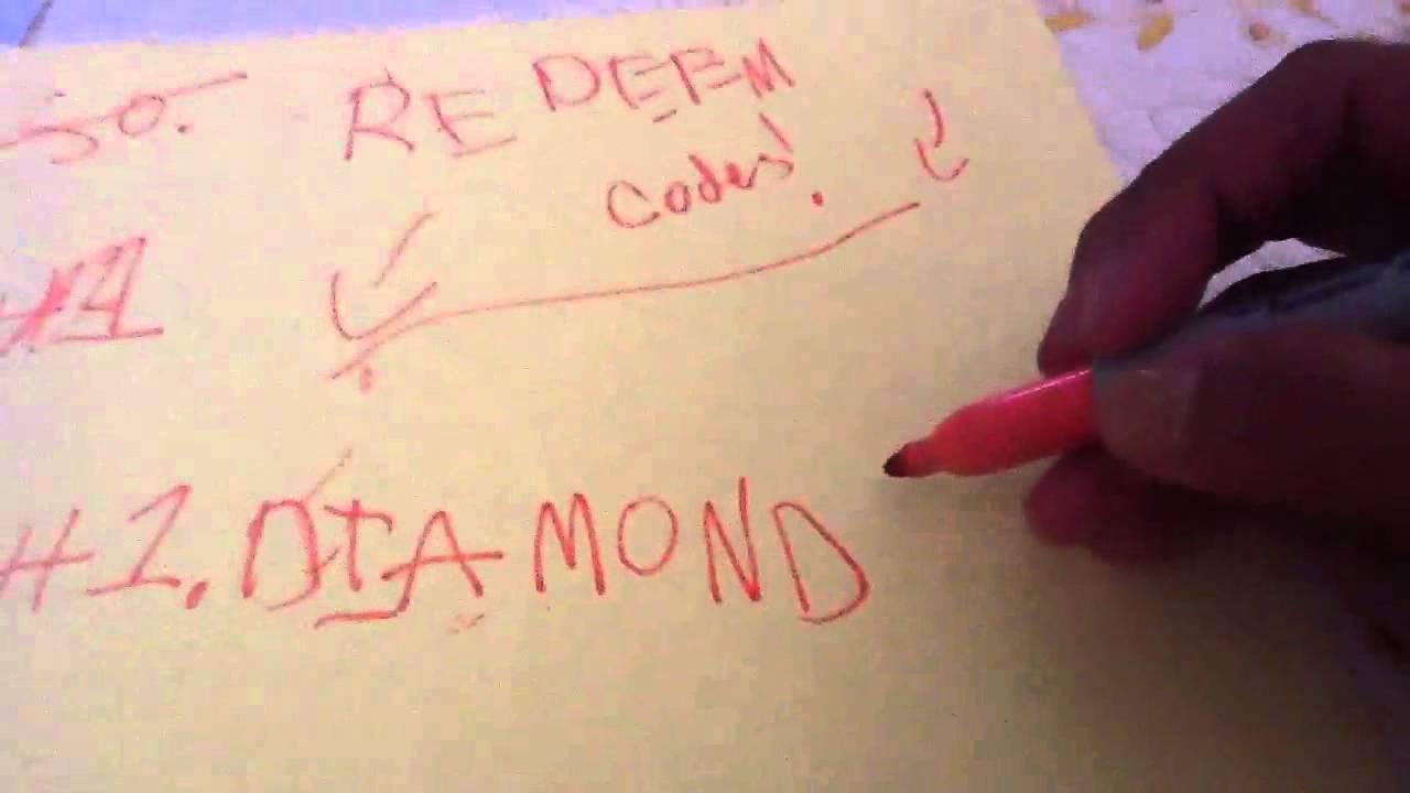 REdeem Code For MSP!!!