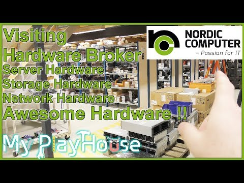 Hardwareheaven, Nordic Computer, International HW broker - 594