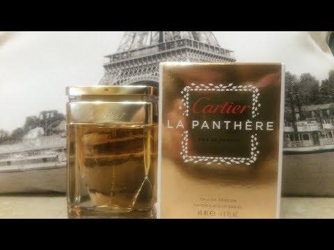 Женский парфюм: Картье духи Пантера - La Panthere Cartier