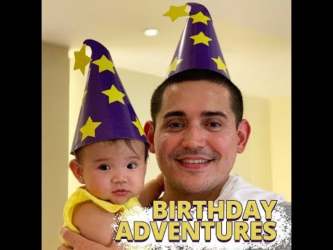 Birthday adventures   KAMI    J Reyes and Paolo Contis thought the kids will love their birthday