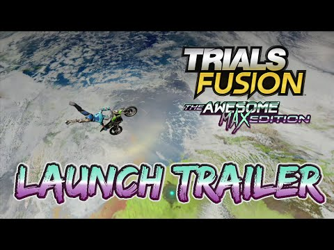 Trials Fusion: Awesome Max Edition - Launch trailer [AUT]