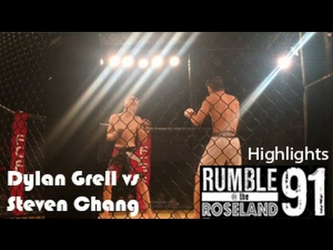 Dylan Grell vs Steven Chang • Rumble at the Roseland 91 • Highlights