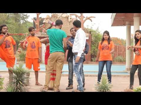 Bhojpuri Album Shutting Time On Set Bol Bam Song Shutting