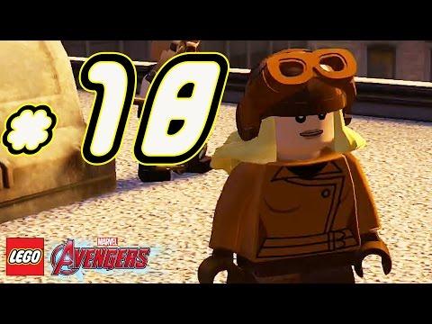 LEGO Marvel's Avengers ITA Avventura Mattoncini #18 - Cloud 9 - PS4 Xbox One PC