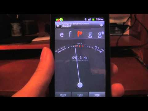 Android App Review: Gstrings Free