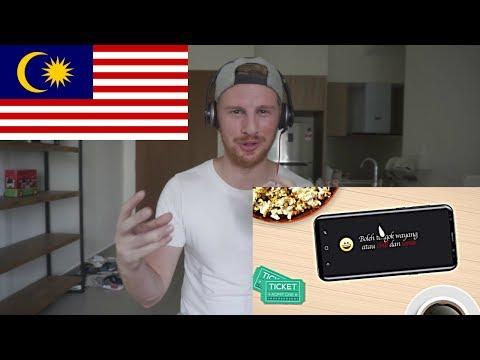 Zizan feat SonaOne - Chentaku Official Lyric Video // MALAYSIAN RAP REACTION