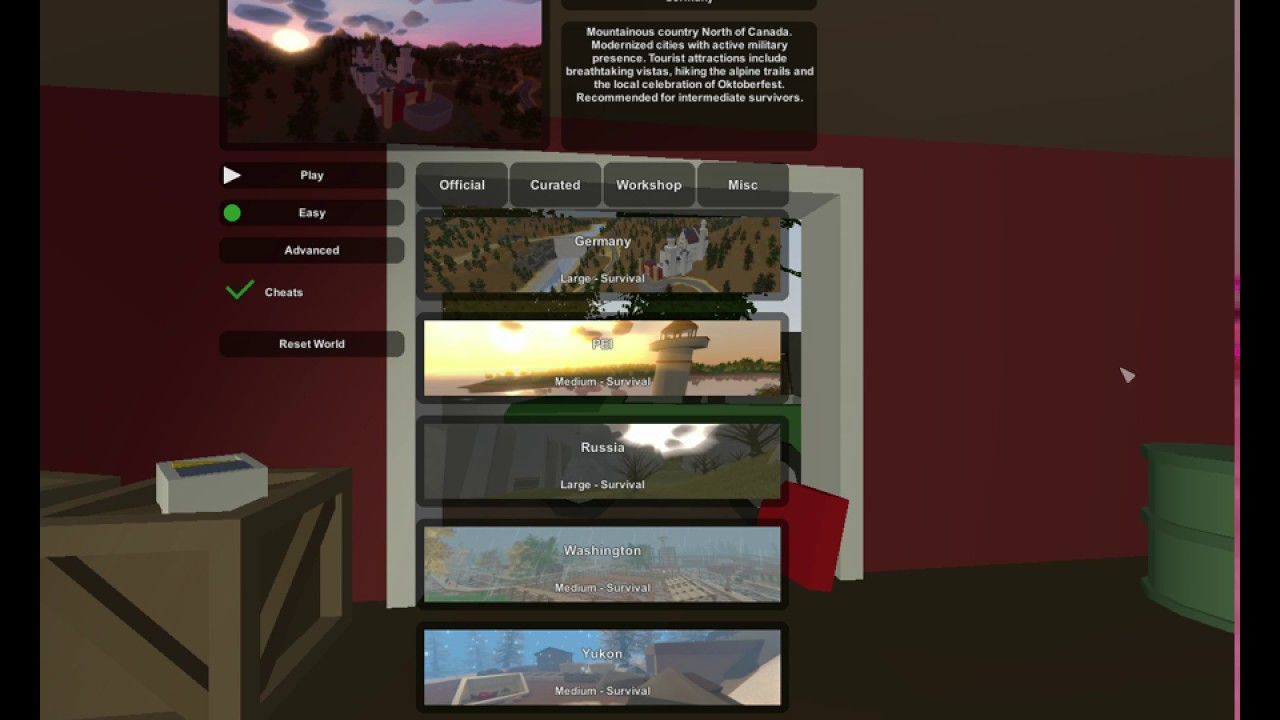 Germany Run Started At Berlin Unturned YouTube - Berlin map unturned