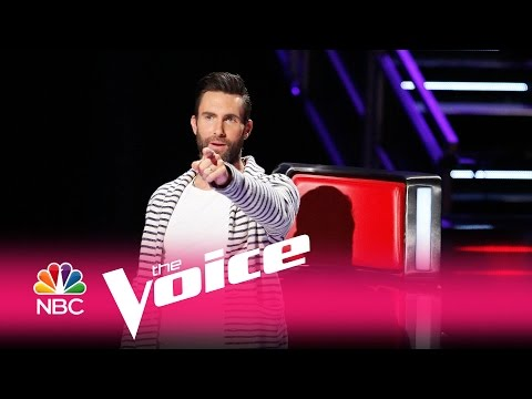 The Voice 2017 - Adam Levine: The Fighter (Digital Exclusive)