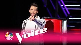 The Voice 2017   Adam Levine  The Fighter (Digital Exclusive)