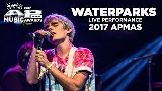 "APMAs 2017 Performance: WATERPARKS perform ""STUPID FOR YOU"""