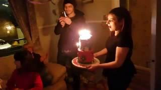 Georgie 2nd Bday Cake-athon!