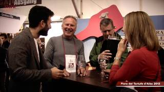Alba Truffle Fair 2013 - Flash Interview - Seattle Wine Lovers