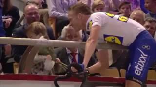Lotto Z6sdaagse Vlaanderen-Gent: Iljo Keisse wint slotwedstrijd derny's