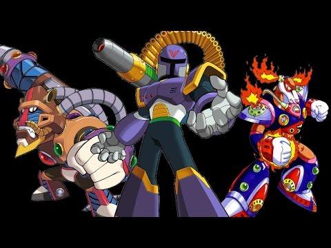 Top 10 Mega Man X Bosses
