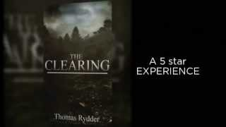 """""""The Clearing"""" book trailer, courtesy of O.G. Tomes"""