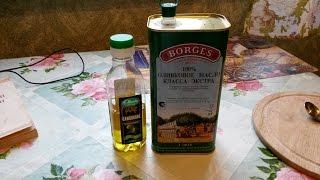 Обзор Оливковое масло