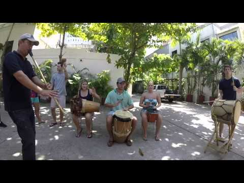 Miami University Winter Term 2015 Cartagena, Colombia