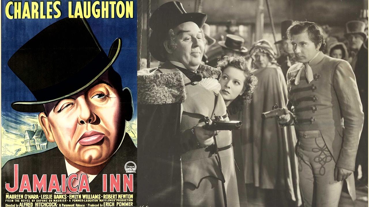 Jamaica Inn (1939) – Adventure, Crime
