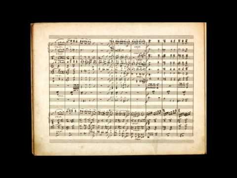Anton Bruckner - March WAB 96 and Three Pieces for Orchestra WAB 97