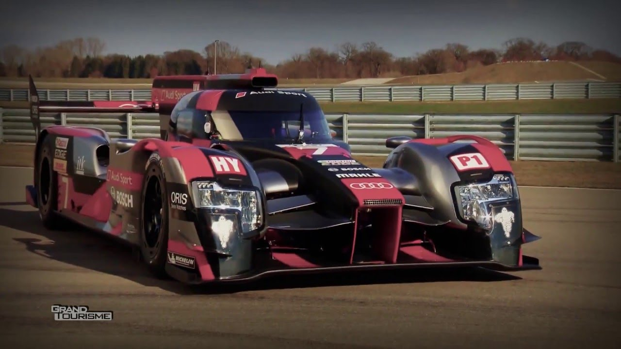 audi r18 24h du mans 2016 youtube. Black Bedroom Furniture Sets. Home Design Ideas