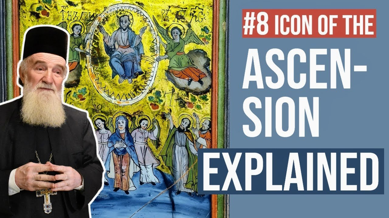 The Ascension Icon Explained