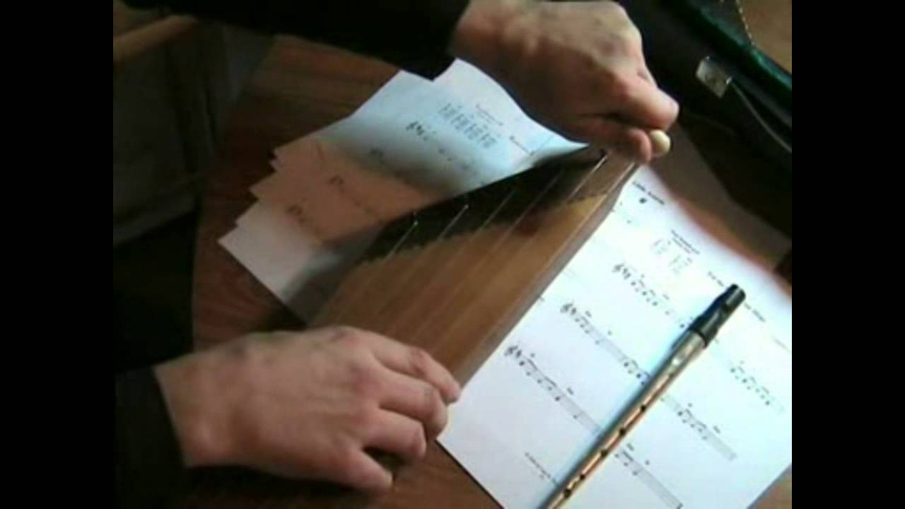 Making And Playing A Kantele Full 2008 Video By Michael J King