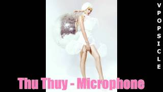 Candy Thu Thủy - Microphone