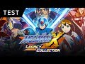 Test   Megaman X Legacy Collection 1 + 2 FR PS4