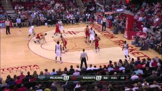 New Orleans Pelicans vs Houston Rockets - April 12, 2014 - Full Game Highlights - NBA 2013-2014