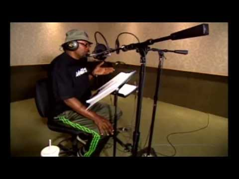 Samuel L. Jackson Voicing Afro Samurai Behind the Scenes