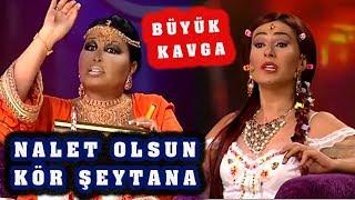 Yıldız Tilbe , Bülent Ersoy'un OLAY Kavgası - NALET OLSUN KÖR ŞEYTANA