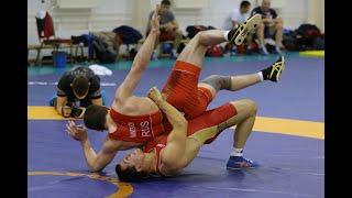 Сборная России по греко римской борьбе готовится к Кубку мира 2020