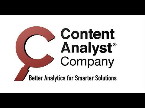 Rapid Insight into Big Content