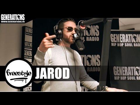Youtube: Jarod – Freestyle #Caméléon (Live des studios de Generations)