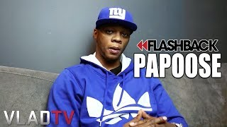 Papoose Says Lyrically JAY-Z Is Not on His Level (Flashback)