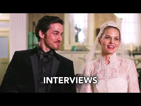 """Once Upon a Time 6x20 Cast Interviews """"The Song in Your Heart"""" (HD) - Musical Episode"""