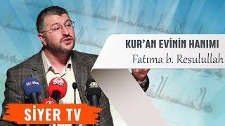 Kur'an Evinin Hanımı: Fatıma b. Resulullah | Rize Recep Tayyip Erdoğan Üniversitesi