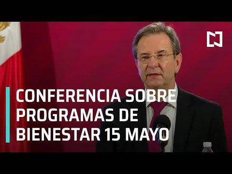 Conferencia sobre Programas de Bienestar - 15 mayo 2020из YouTube · Длительность: 53 мин20 с