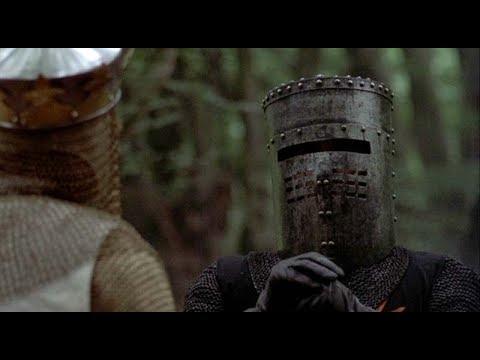 Monty Python Black Knight Scene