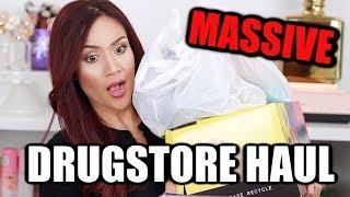 Zapętlaj Drugstore Makeup Haul 2019 II NEW AFFORDABLE MAKEUP | Steph\'s Beauty05