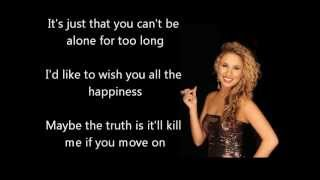 Haley Reinhart- Free (Lyrics on Screen)