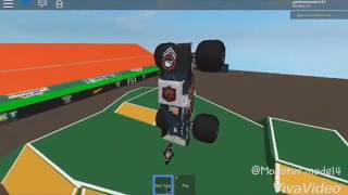 Roblox Monster Jam Commentary #197 (MonsterMode 14)