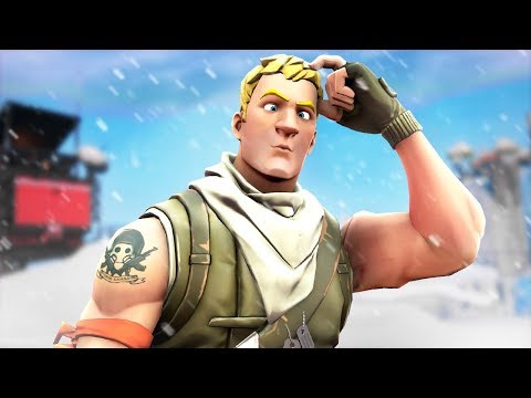 This game of Fortnite made me speechless...